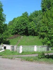 валы старый парк
