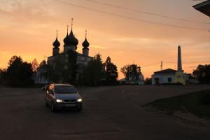 Вид на площадь с ул Первомайская