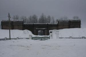 Таков наш бывший парк нынешней зимой...........