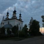 Троицкая церковь в Лухе