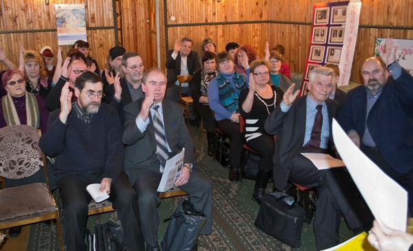 В Лухском районе создано краеведческое общество В Лухе Ивановской области