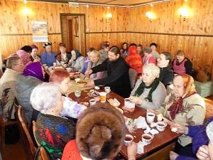 заседание православного клуба