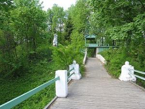 старый, добрый,любимый парк до реконструкции