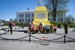 9 мая день Победы Лух 9