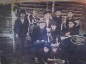 Духовой оркестр какого года?
