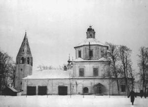 храм в прежние времена