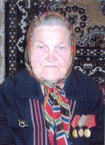 Смирнова (Кручинина) Екатерина Георгиевна
