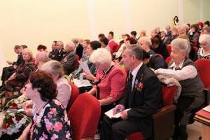 VII отчетно-выборной конференции областного Совета ветеранов