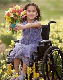 ребенок - дети-инвалиды