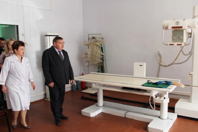 больница оборудование