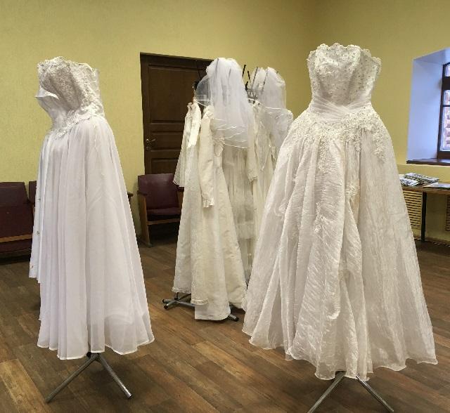 свадебные платья1