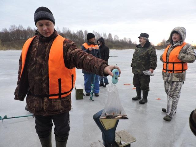 Лухская рыбалка-2018