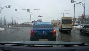 правил дорожного движения