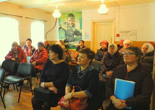 Встреча с жителями д. Слободки1