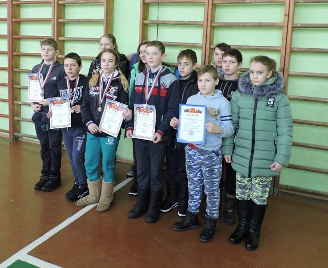 Рябовская основная школа