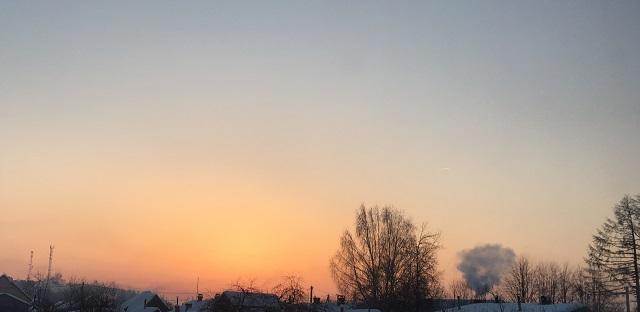 утро Лух 13 февраля