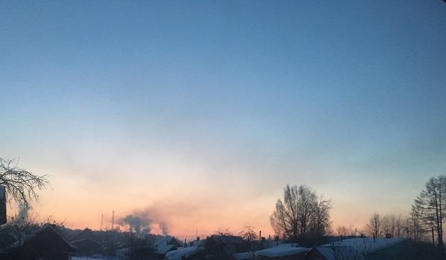 утро Лух