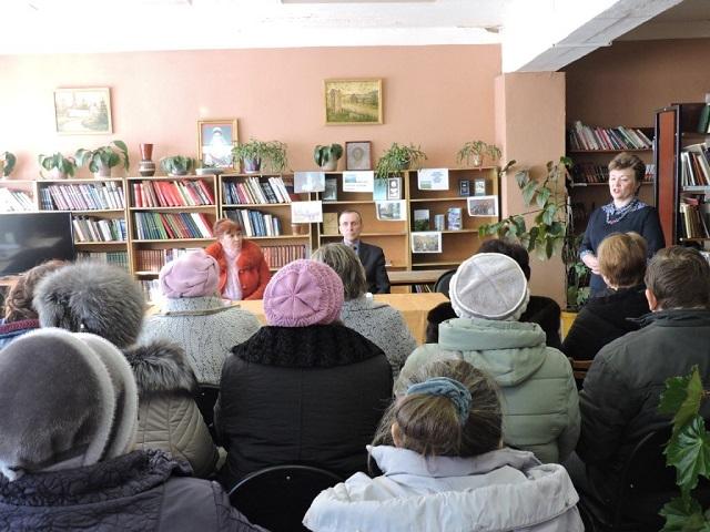 Встреча с жителями с.Тимирязево