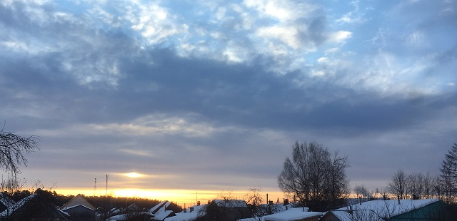 Утро Лух 12 марта