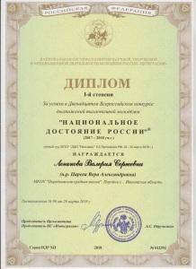 Диплом НДР Логинова В 001
