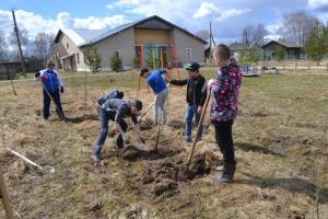 Рябовский школьный коллектив
