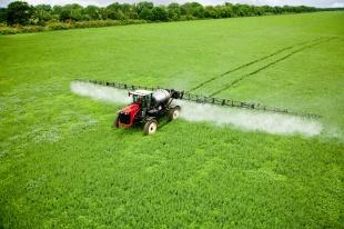 работы по уходу за посевами сельскохозяйственных культур трактор
