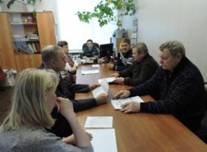 Состоялось заседание Совета Лухского городского поселения