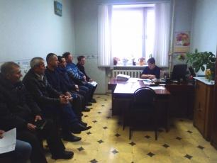 Состоялось совещание с руководителями и главами крестьянских (фермерских) хозяйств.