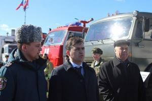 с рабочим визитом посёлок Лух посетил Губернатор Ивановской области0