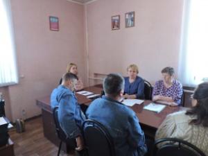 В Лухе провели совещание с работодателями
