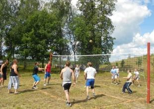 волейбол день России 1