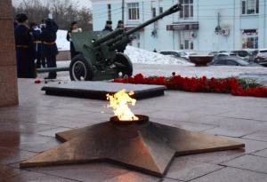 память неизвестного солдата