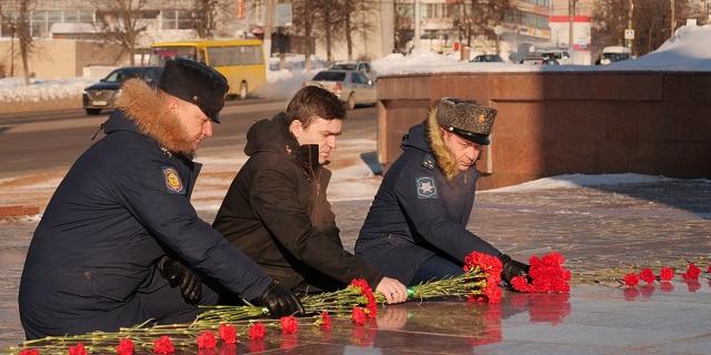 День защитника Отечества в Иванове